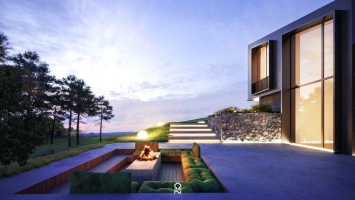 Hillside House - Nomma Studio