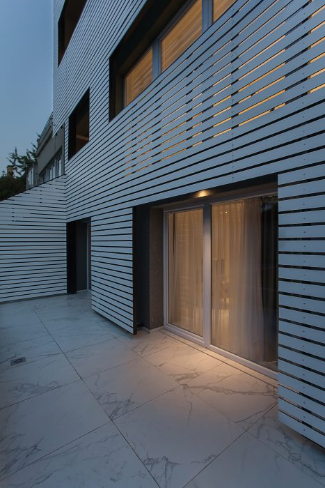 2b house BINA + QB Arkitektura