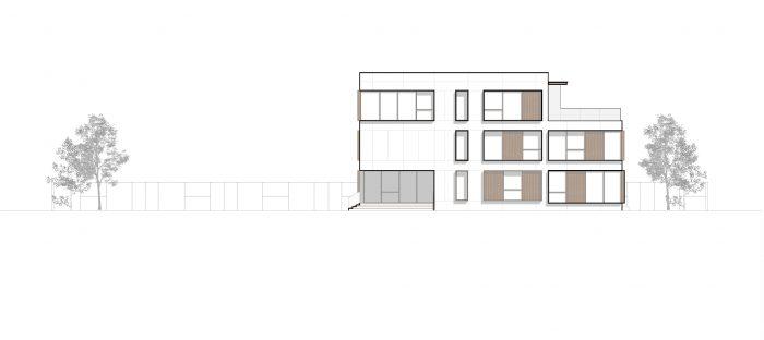 BMА House SDR facade