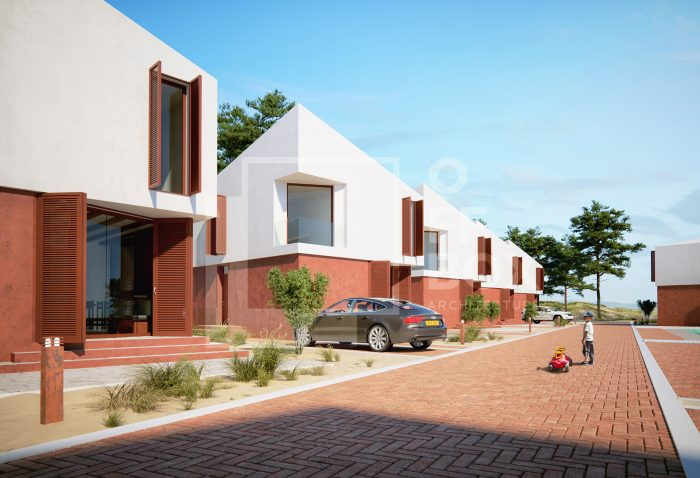 Off Box Architecture - Borsh Resort