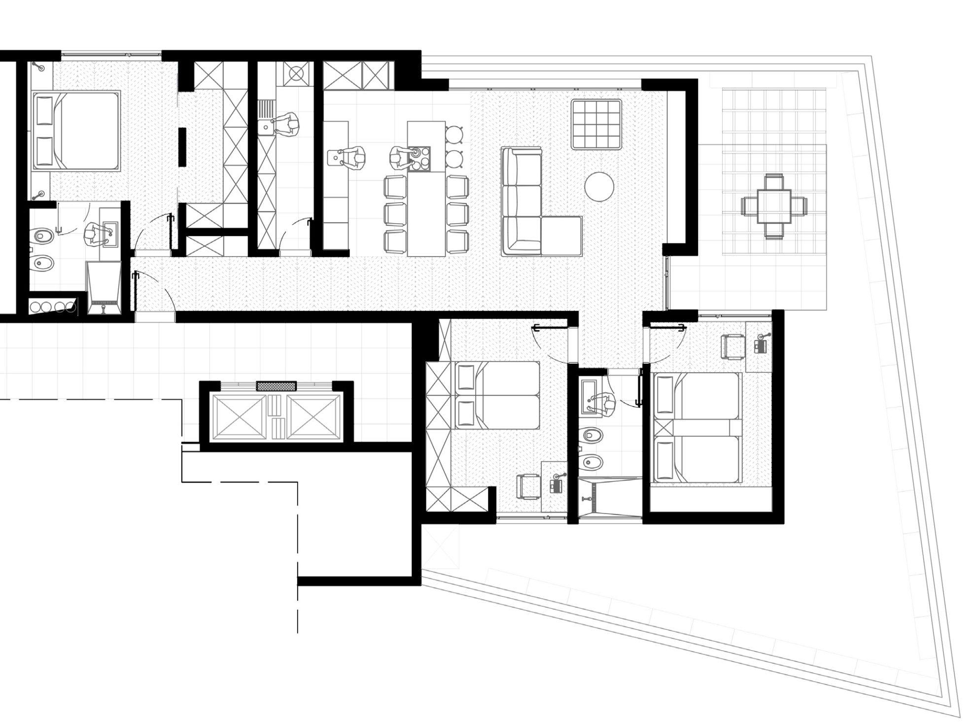 Apartamenti XS- Studioarch4