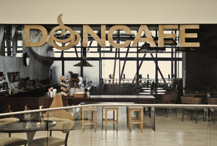 Don Café House - INNARCH