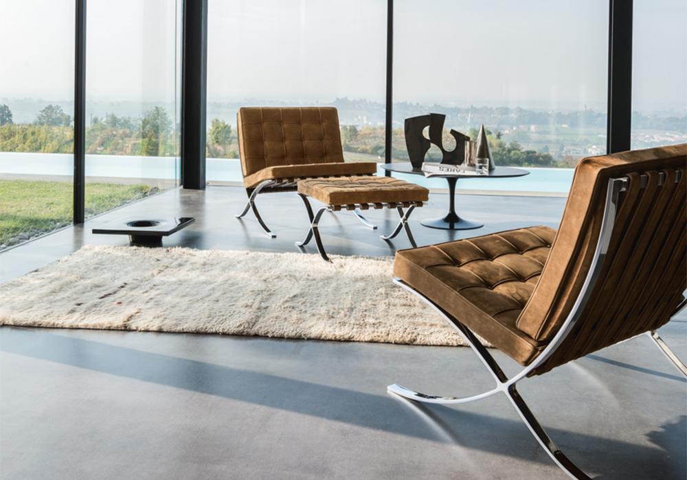 Ludwig Mies van der Rohe – Barcelona Chair