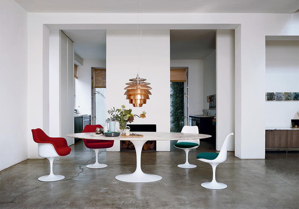 Eero Saarinen - Tulip Table