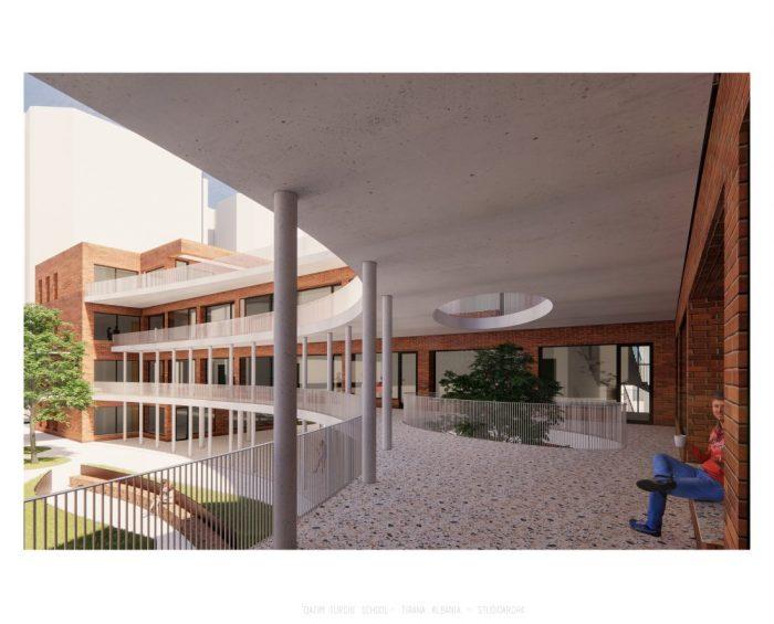 'QAZIM TURDIU' SCHOOL