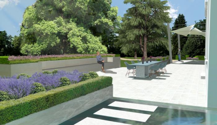 Park Kështjelle Luksoz - Studio Bellesi Giuntoli