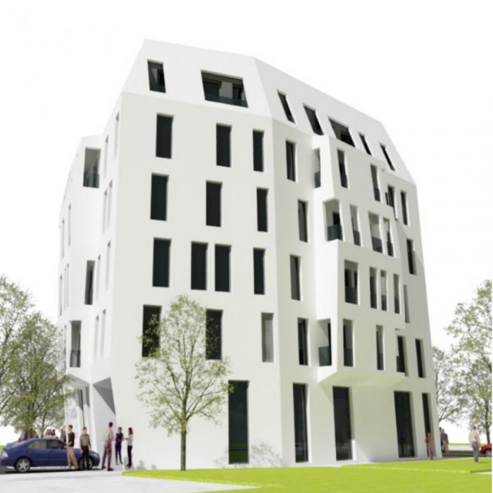Guri i bardhë - Studio Raça Arkitektura