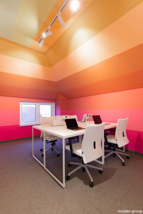 hallakate offices - maden group