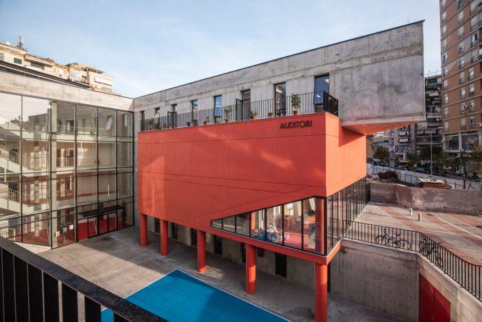 Servete Maçi Primary and Secondary School - Studioarch4