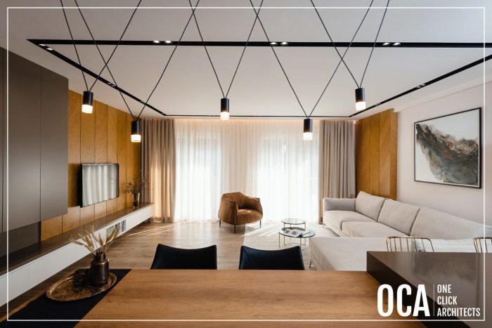 OCA – ONE CLICK ARCHITECTS - APARTAMENTI I GJERGJIT