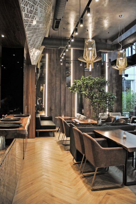 nomad bar loft architects