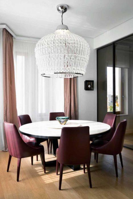 INTERIOR DESIGN I VILA TIRANA - Studio Marco Piva & EGO Architecture