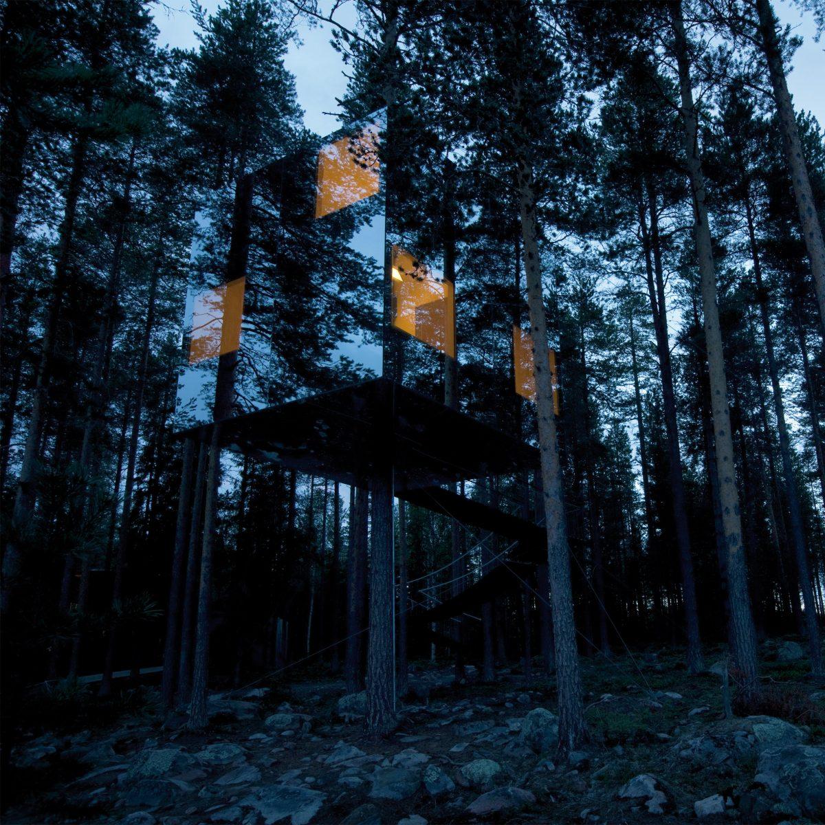 shtëpi në pemë