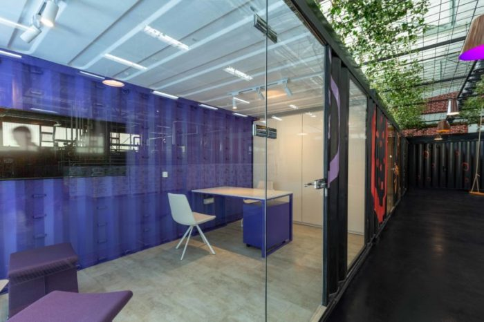 Maden Group - Frutti Offices