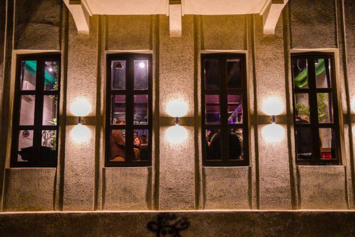 Servis Fantazia Mur Architecture