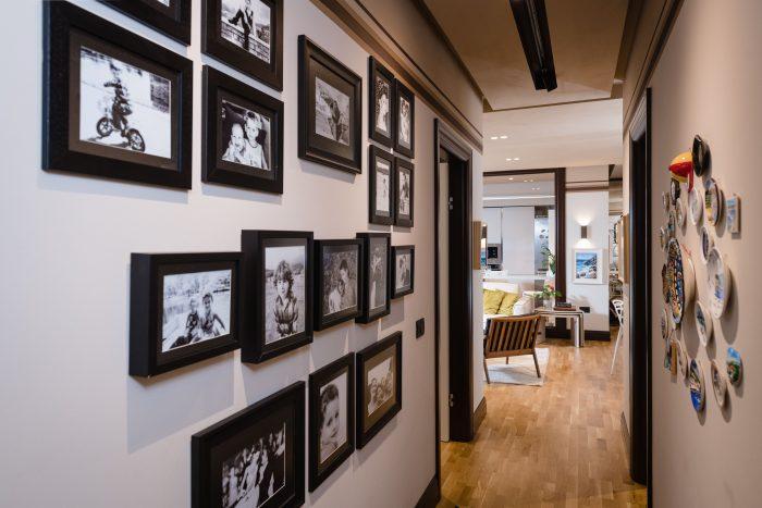 Një apartament plot jetë - Martini Design Studio