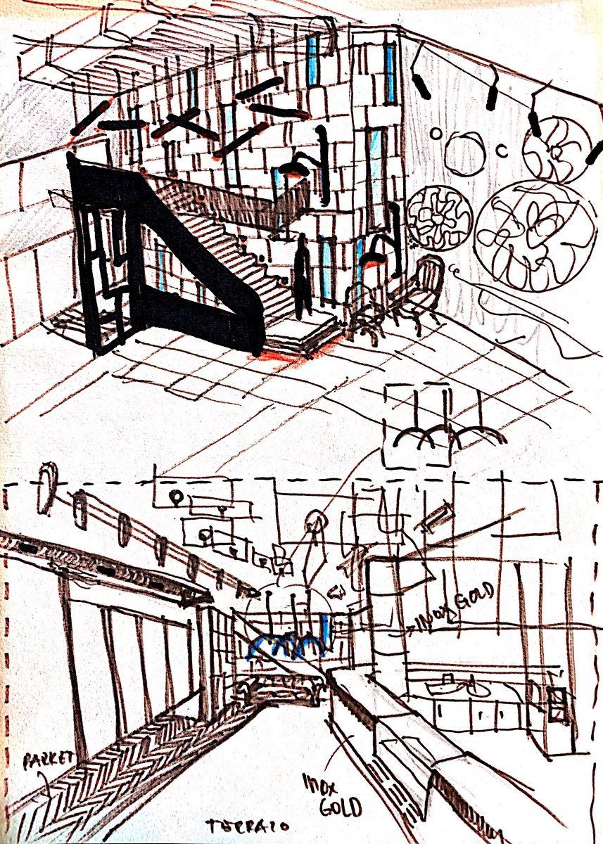 Gatsby Eat&Drink - V arkitekturë studio