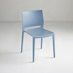 Bakhita by Gaber Almex contract furniture blue