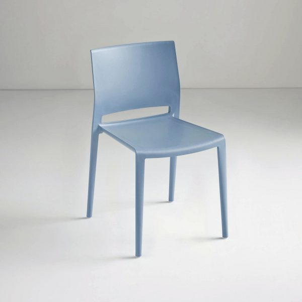 Bakhita by Gaber Almex contract furniture blue