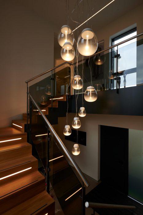 ndriçues për shkallët
