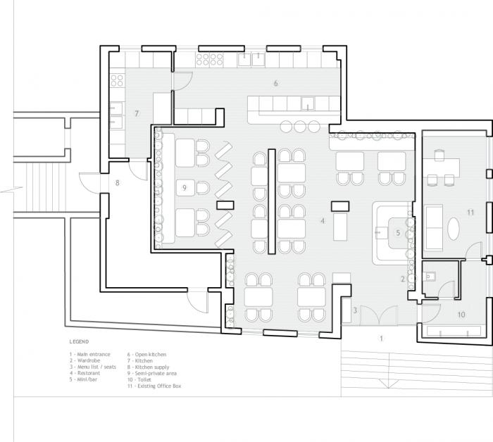 Plani-Brutal-restorant-nga-SON-Engineering-Construction