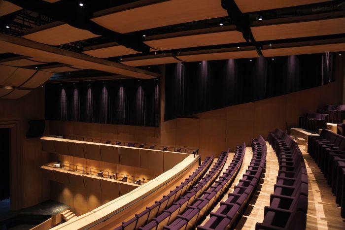 Teatri Kombëtar i Operas, Baletit dhe Ansamblit Popullor - Atelier 4