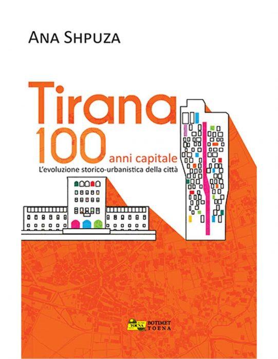 tirana-100-anni-capitale book cover libri