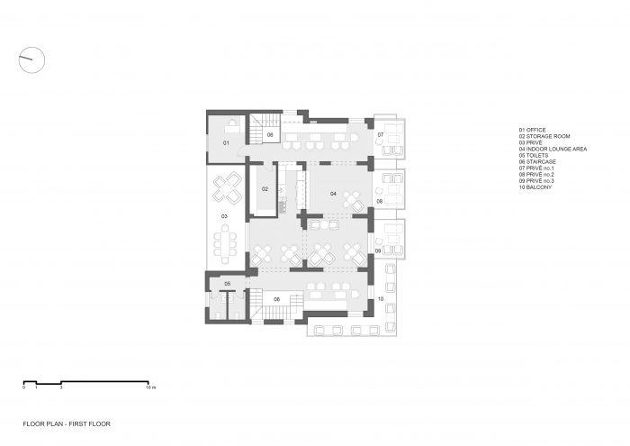 A7 Design Studio - Sense Resto-Lounge