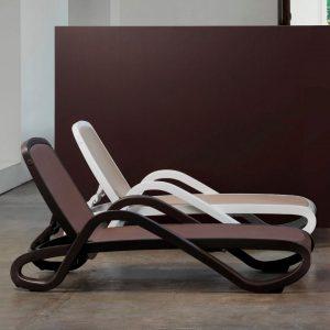 Alfa Sunlounger nga almex furniture