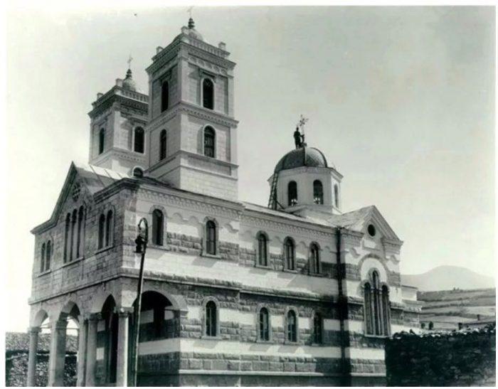 Kisha e Vllehëve, Korçë