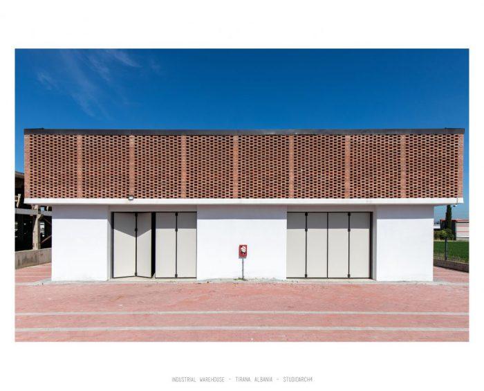 Kapanon Industrial nga StudioArch4
