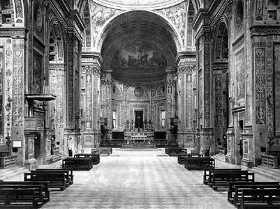 Interior-church-Italy-Mantua-SantAndrea-Leon-Battista