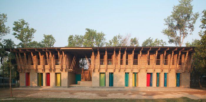 Meti school- Anna Heringer architecture