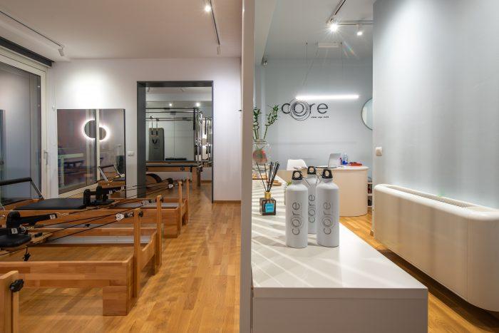Core pilates and Yoga studio