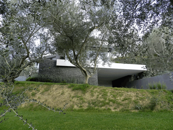 Between Olive trees villa by Avatelier